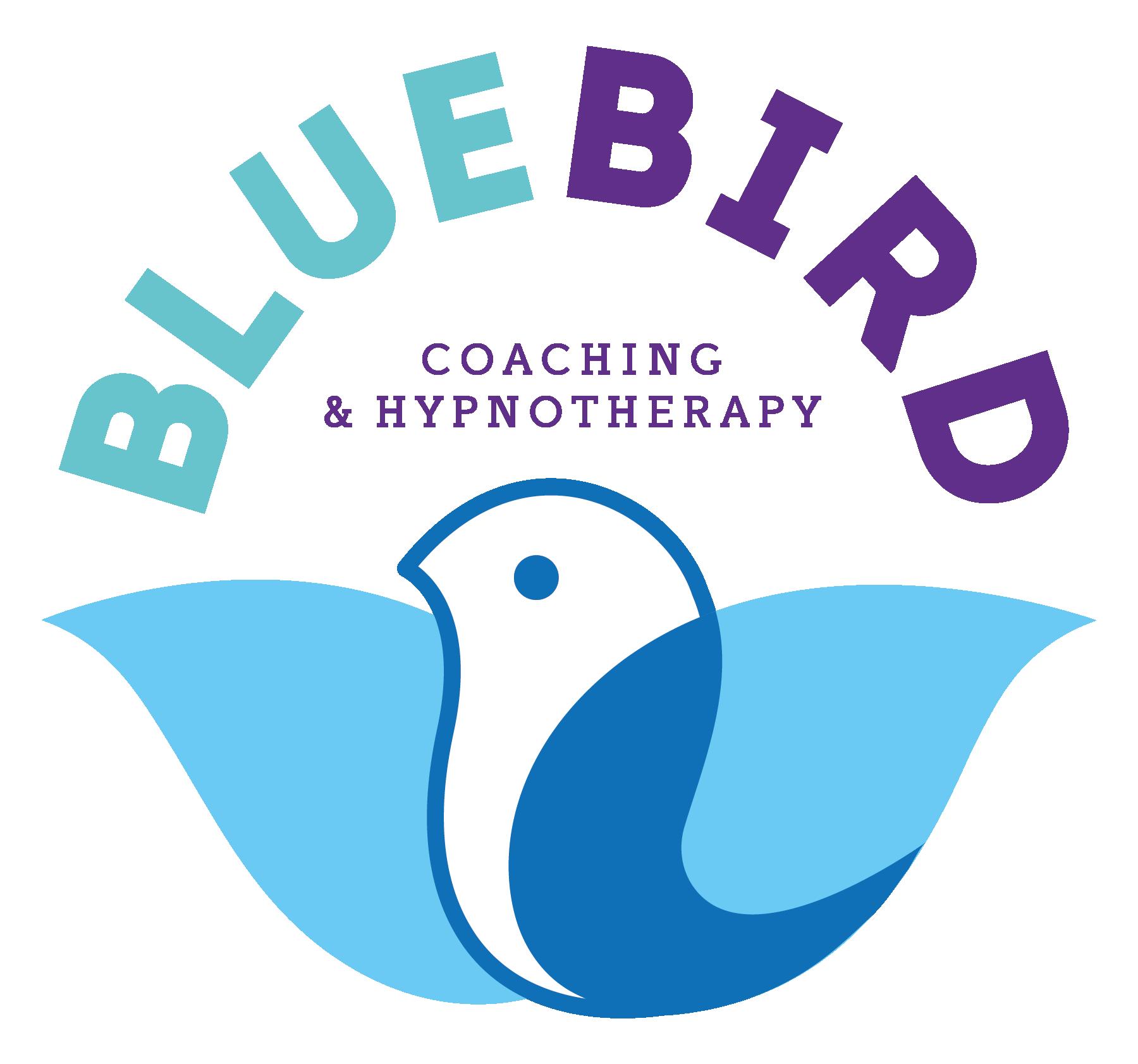 Bluebird Coaching & Hypnotherapy logo